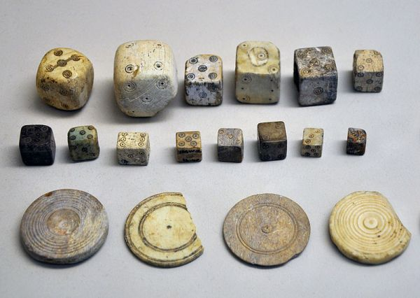 Ancient Gambling Games