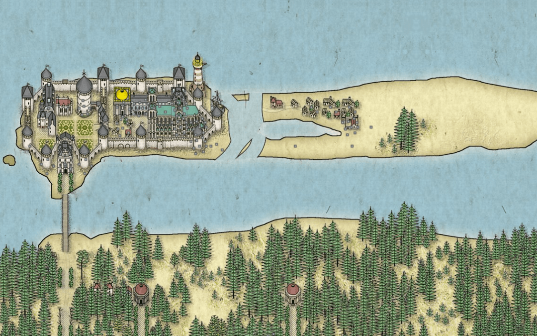 Lands of Lords Review, the best Medieval MMO Strategy/RPG Sandbox to date