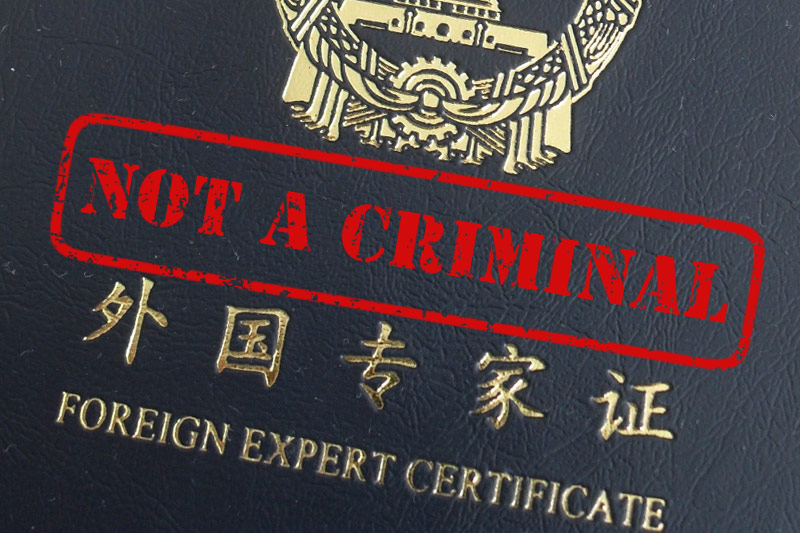 Criminal Check for Foreigners