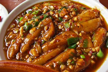 Photo: Fish-fragrant Eggplant (Yu Xiang Qie Zi)