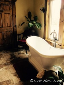 Ahhh….  That Slipper Tub