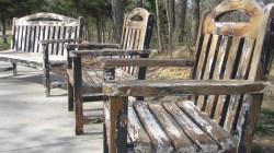 30 Year Old Lawn Furniture Gets a Face Lift, Again