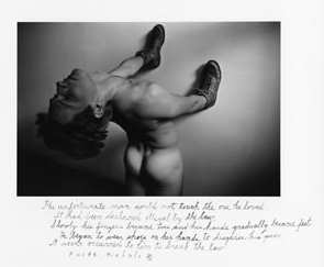 Duane Michals - Unfortunate Man photo