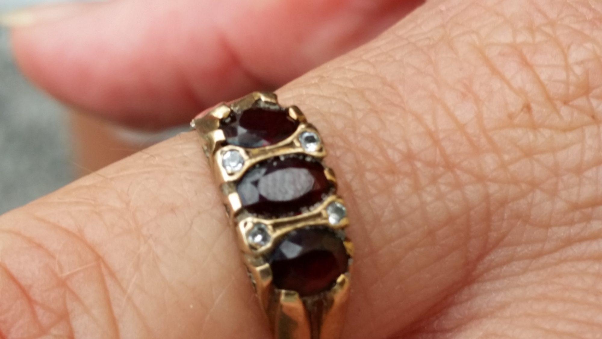 Gemma's ring