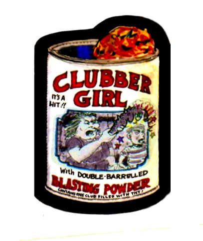 clubber girl