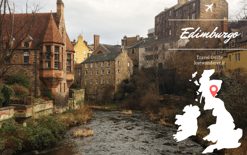 Edimburgo travel guide