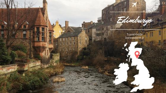 Edimburgo travel guide