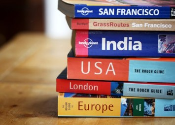 Lonely Planet Guidess