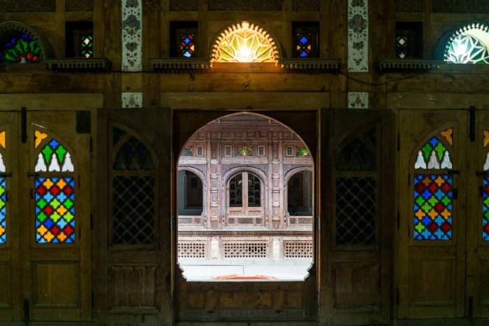 Pakistan bucket list - Sethi House haveli in Peshawar - Lost With Purpose travel blog