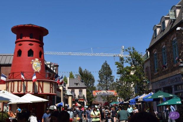 France Universal Studios