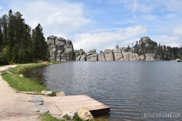 Custer State Park - A Loop Around Sylvan Lake - Lost with Yvonne