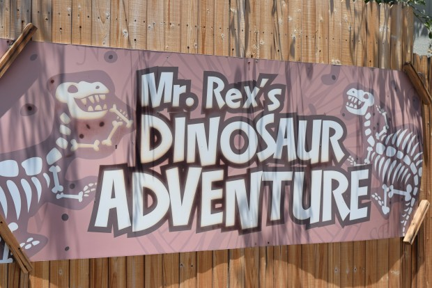 Mr. Rex's Dino Adventure