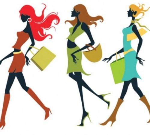 moda-ninas-de-compras-vector_279-1784