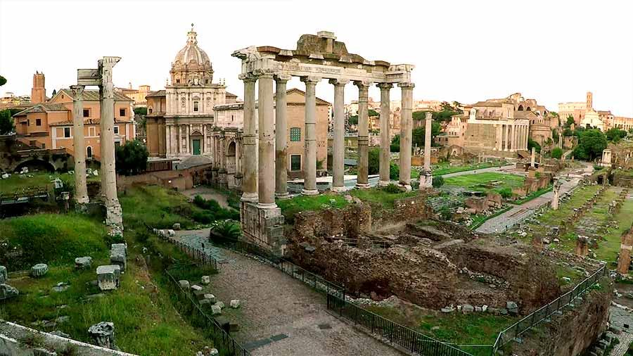 El Foro Romano: el corazón de la Antigua Roma 🏛 Los Viajes de ...