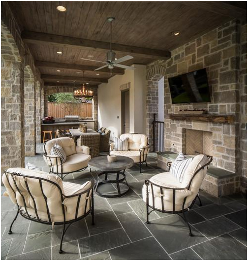 5 Cool Patio Ideas - Lot-Lines on Cool Backyard Patio Ideas id=33368