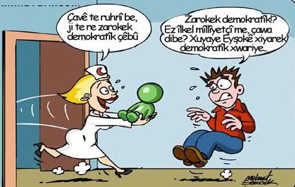 zarok demokratik