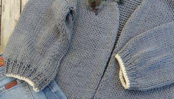 fb5eb58e5e7bb0 Bernadette Cardigan meets We are Knitters • LOTILDA