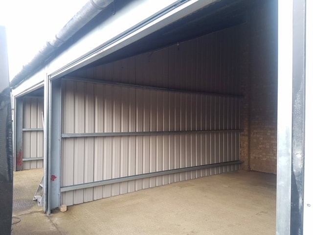 Roller Shutters Kent Cladding Carport Conversion