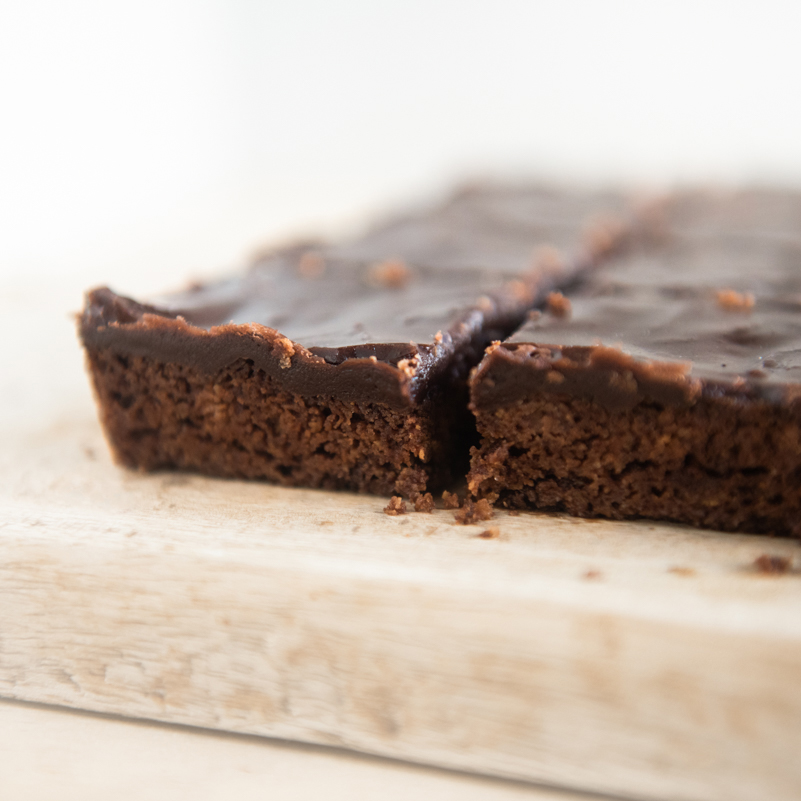 chocolate crunch baking mix