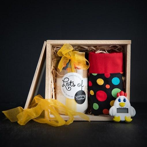 Yummy Cookies Ingredient Jar Giftset Buy Online