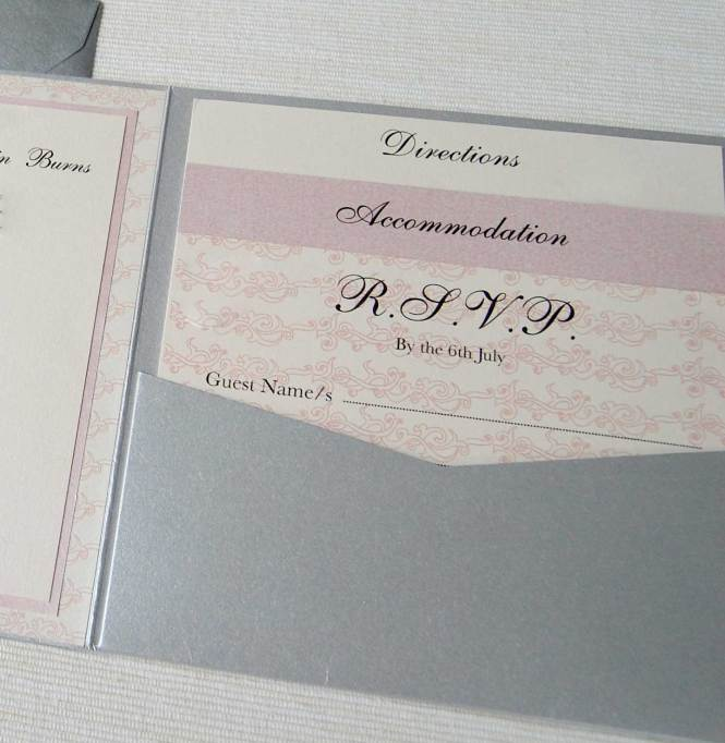 Lots Of Love Invitations Posted On March 7th 2016 In Real Wedding Viadafo Choice Image