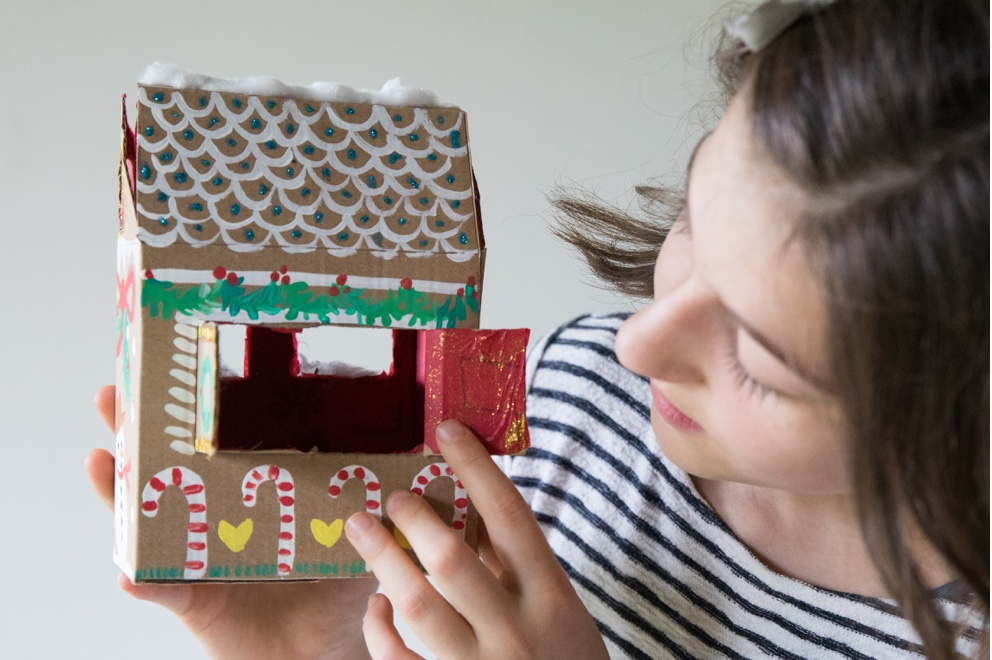 Lots of Lovely Art Christmas Art Projects for Children