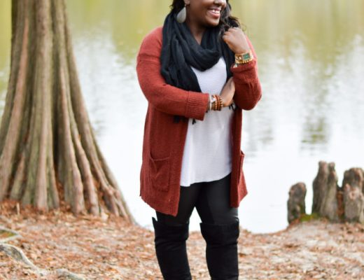 How to layer your outfit for fall