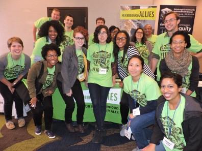 Blight Bootcamp 2015 volunteers