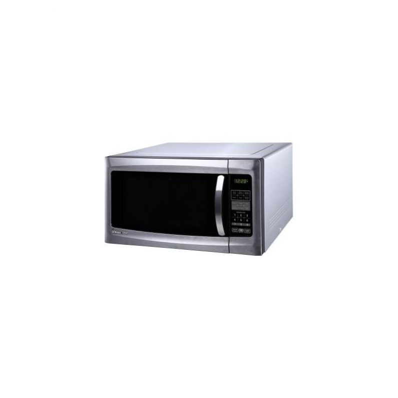 magic chef hmm1611st 1 6 cu ft countertop microwave oven