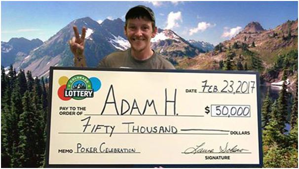 Colarado lottery winner