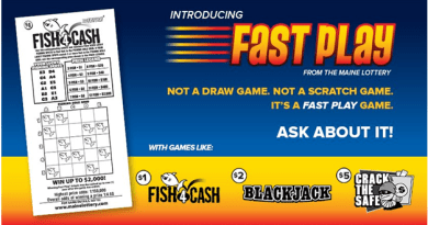 How to play Fast Play Lottery games in Maine?