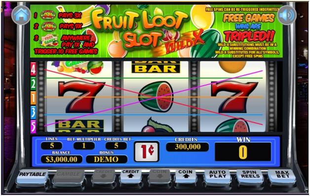 Fruit loot wildx
