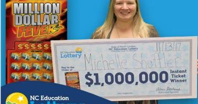 Million Dollar Fever winner