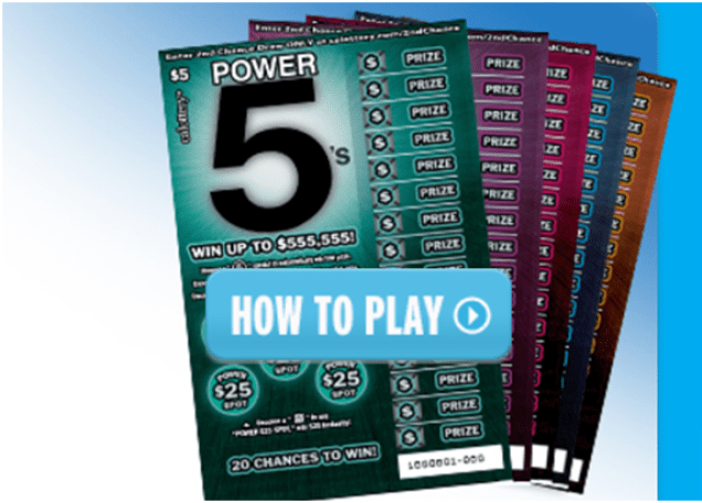 Power 5 Lottery