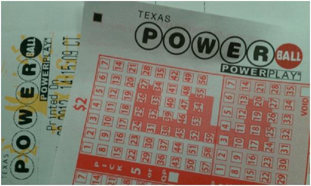 Powerball Texas