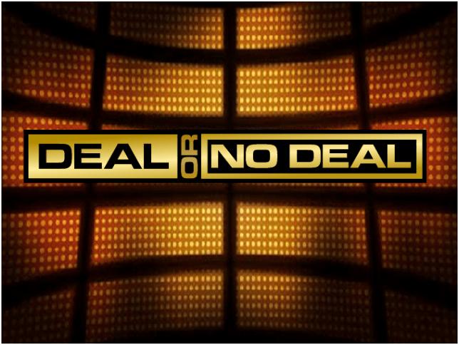 Scientific games- Deal or no deal