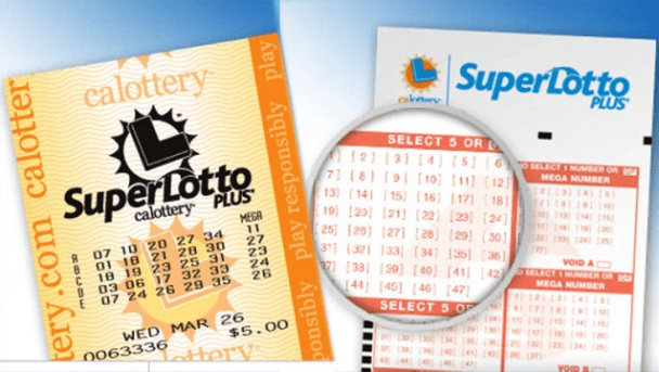 Super Lotto Plus Ticket