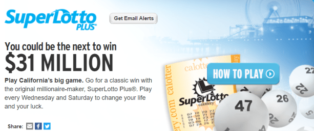 super lotto plus 2nd chance winning numbers