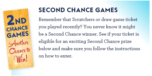 Second Chance Game