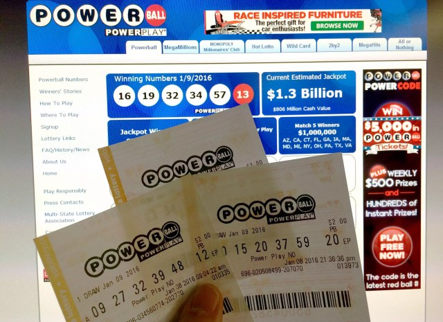 Up for the picking: Your best bet for Powerball strategy