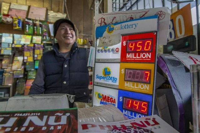 On winning the next big lottery jackpot: How sure are you about your win?