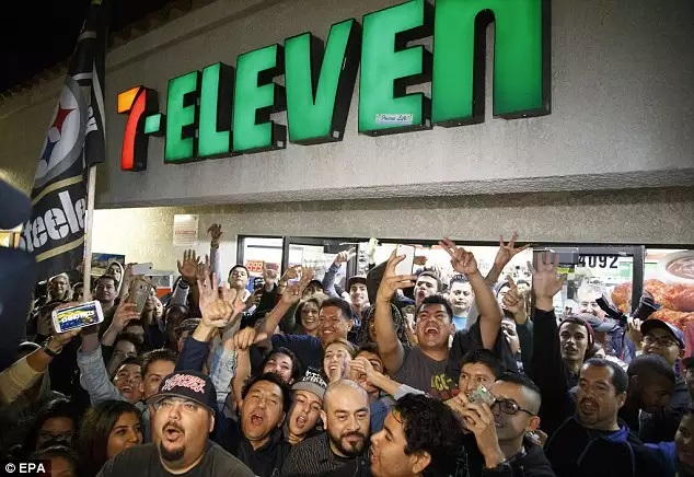 The 24 hour Advantage: Latest Powerball winning ticket sold at 7/11