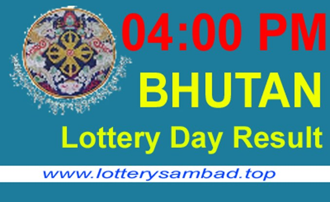 Bhutan State Lotteries Kanchenjunga Day Result 14-10-2019 - 4:00 PM