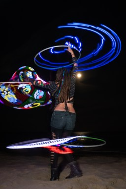 Multiple Hoop Performer