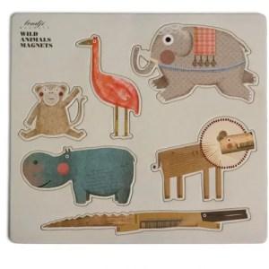 Londji - Magnete Londji (wild animals)