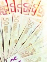 Geldscheine Bild