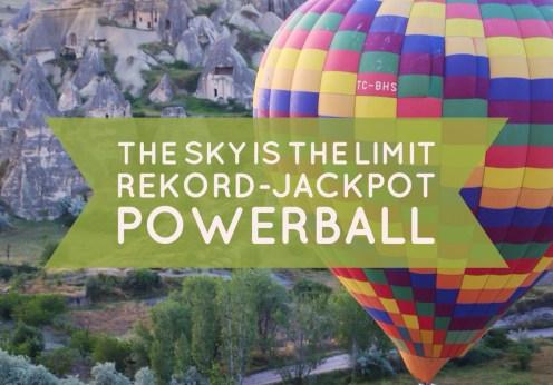 powerball rekord jackpot