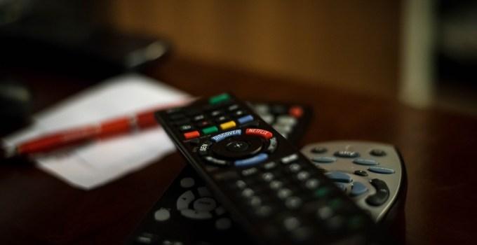 TV Fernbedienung Symbolbild