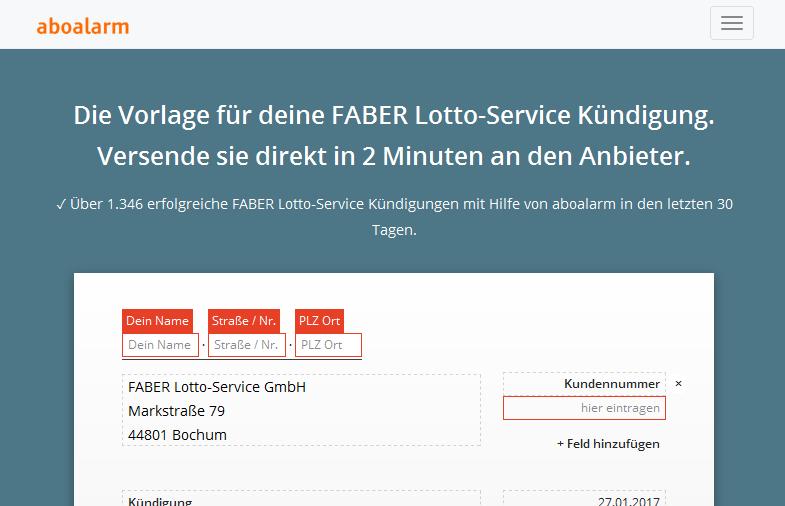 Faber-Lotto