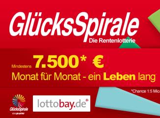 gluecksspirale lottobay